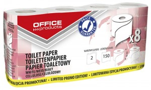 papier toaletowy Office Products 8rolek