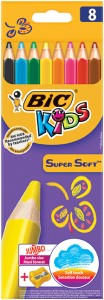kredki Bic 8k Super Soft