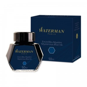 atrament Waterman Mysterious Blue ink